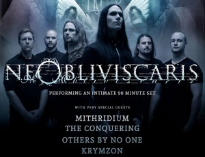Ne Obliviscaris Flyer 02062016